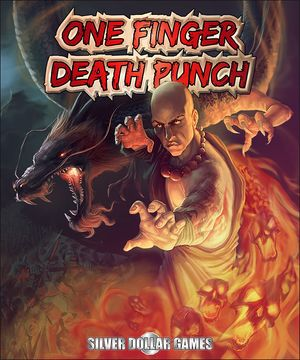 One Finger Death Punch cover