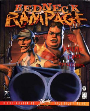 Redneck Rampage cover