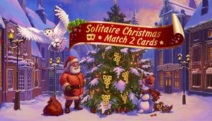 Solitaire Christmas. Match 2 Cards cover