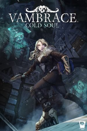 Vambrace: Cold Soul cover