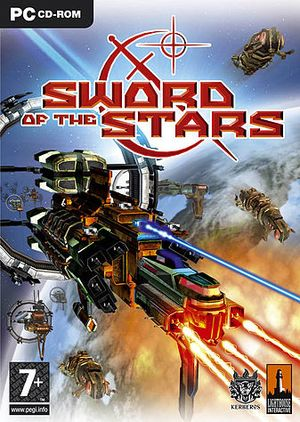 Sword of the Stars cover