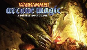 Warhammer: Arcane Magic cover