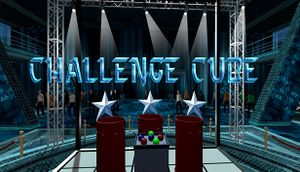 Challenge Cube VR cover