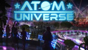 Atom Universe cover
