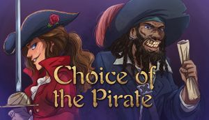 Choice of the Pirate cover