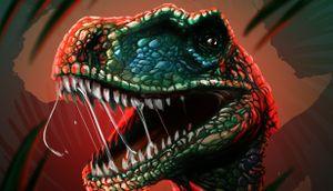 Dinosaur Hunt cover