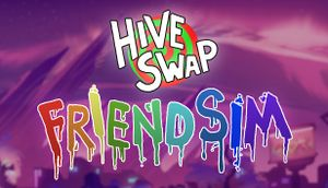 Hiveswap Friendsim cover