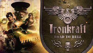Ironkraft - Road to Hell cover