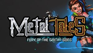 Metal Tales: Fury of the Guitar Gods cover
