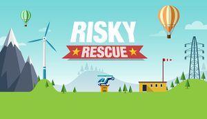 Risky Rescue cover
