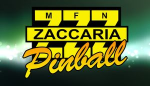 Zaccaria Pinball - PCGamingWiki PCGW - bugs, fixes, crashes, mods