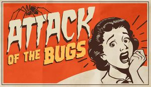 Attack of the Bugs cover