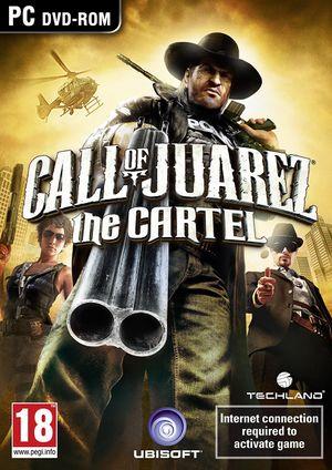 Call of Juarez: The Cartel cover