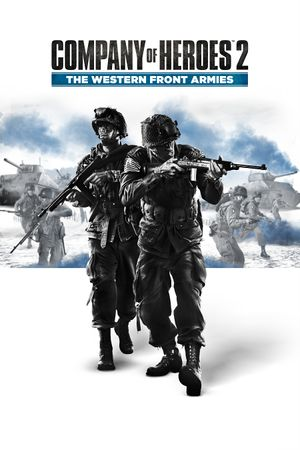 Company of Heroes 2 - The Western Front Armies cover