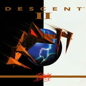 Descent II cover