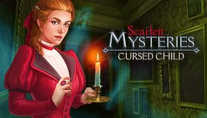 Scarlett Mysteries: Cursed Child cover