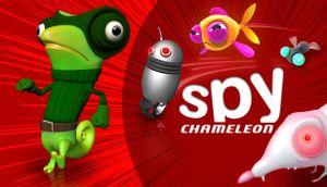 Spy Chameleon - RGB Agent cover