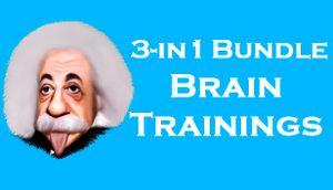 3-in-1 Bundle Brain Trainings cover
