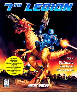 7th Legion cover