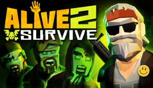 Alive 2 Survive cover
