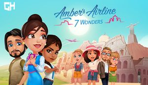 Amber's Airline - 7 Wonders cover