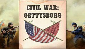 Civil War: Gettysburg cover