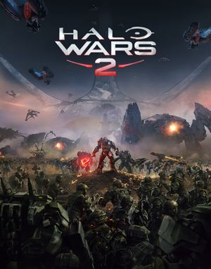 Halo Wars 2 cover
