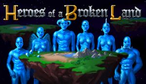 Heroes of a Broken Land cover