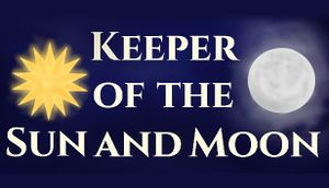 Keeper of the Sun and Moon cover