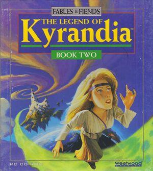 Legend of Kyrandia: Hand of Fate cover