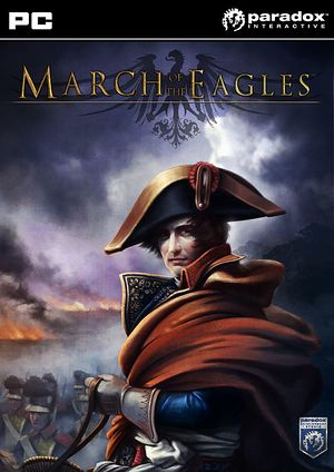 March of the Eagles cover