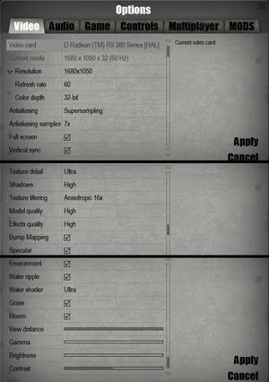 Men of War: Assault Squad - PCGamingWiki PCGW - bugs, fixes