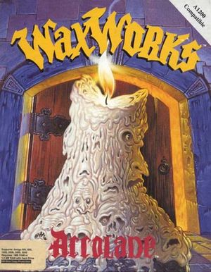 Waxworks cover