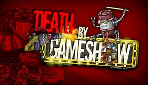 Death by Game Show cover