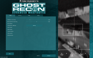 Tom Clancy's Ghost Recon Advanced Warfighter - PCGamingWiki