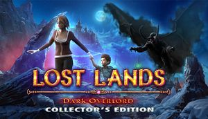 Lost Lands: Dark Overlord cover