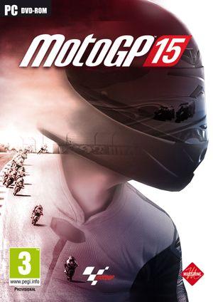 MotoGP 15 cover