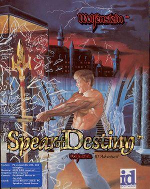 Spear of Destiny cover