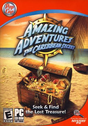 Amazing Adventures: The Caribbean Secret cover