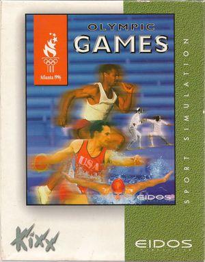 Atlanta 1996 cover