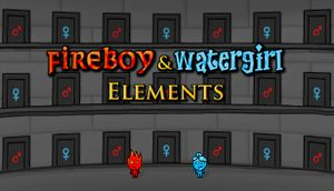 Fireboy & Watergirl: Elements cover