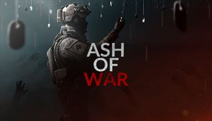ASH OF WAR cover