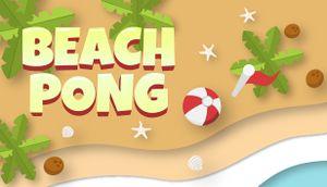 Beach Pong cover