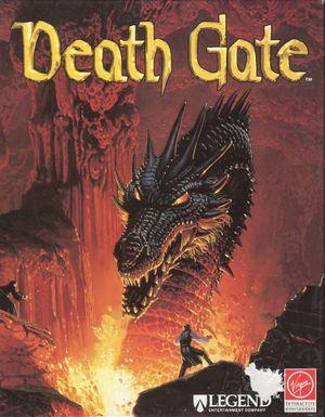 Death Gate cover