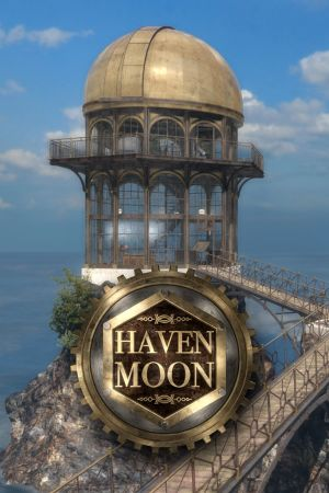 Haven Moon cover