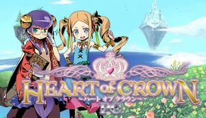 Heart of Crown cover