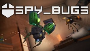 Spy Bugs cover