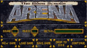 The Elder Scrolls: Arena - PCGamingWiki PCGW - bugs, fixes