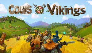 Cows VS Vikings cover