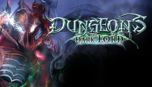 Dungeons - The Dark Lord cover